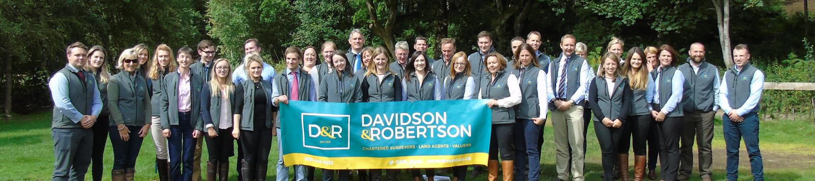 Alison Aitken Davidson Robertson Senior Surveyor And Branch