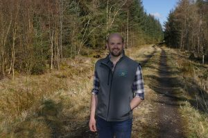 Rob Cleaver - forestry manager